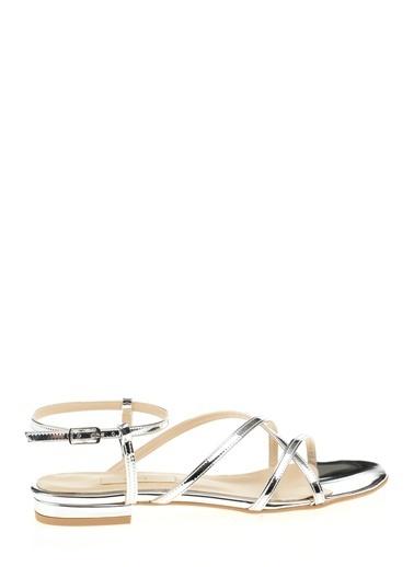 İnci Sandalet Gümüş